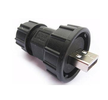Влагозащищенный USB