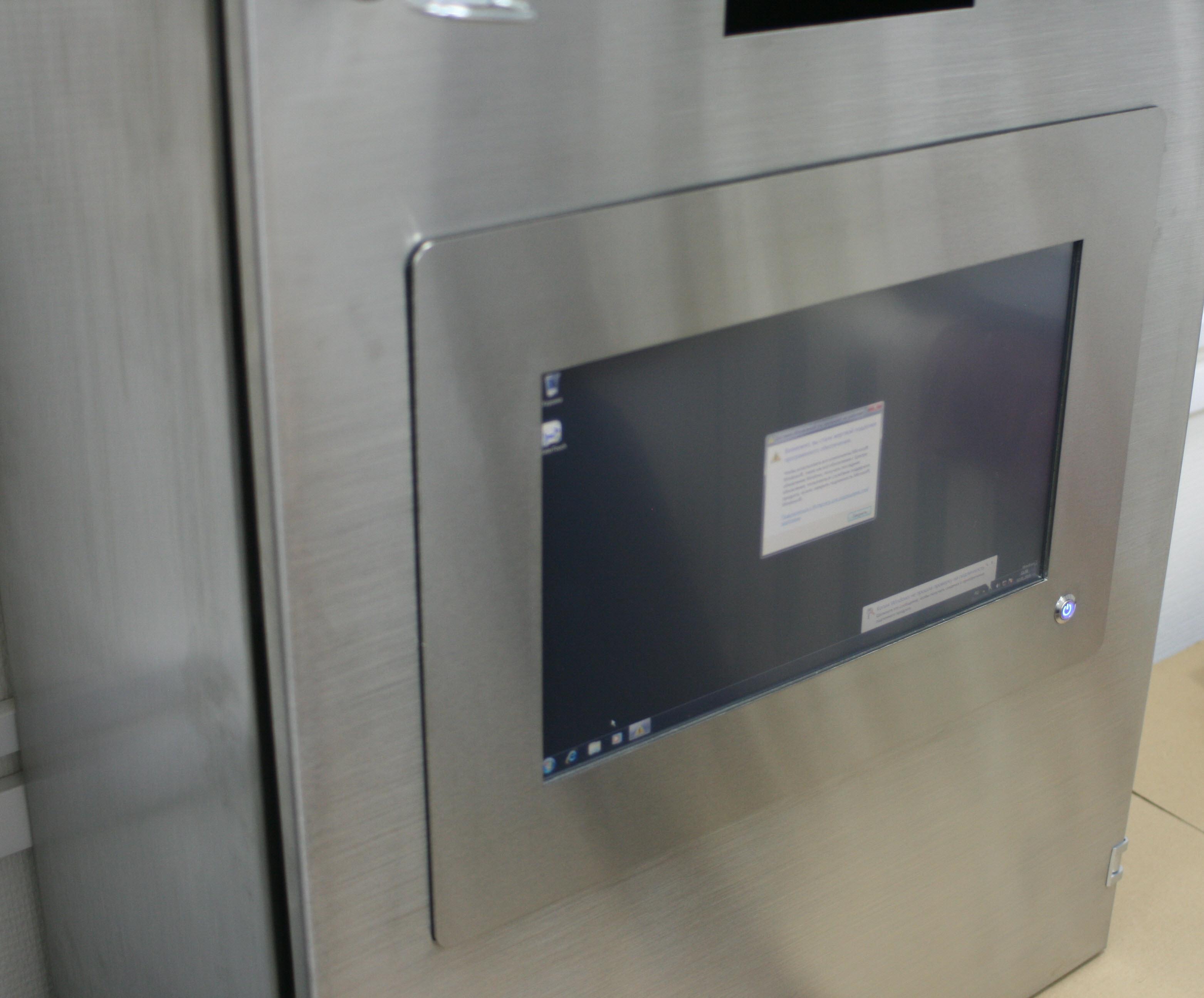 Панельный компьютер IPC1560FPWPM